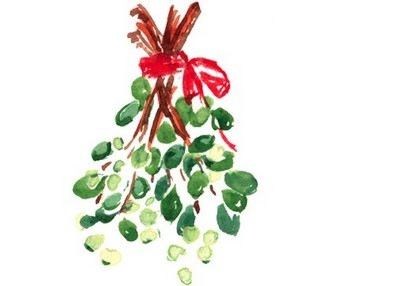 Mistletoe large