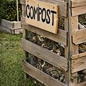 Garden Compost Bin (Pile)
