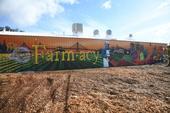 Dig Deep Farms Food Hub's new location in San Leandro, CA, January 17, 2020