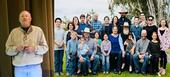 Scott Park and Ward and Rosie Burroughs recognized as Successful Organic Farmers at 2020 ECOFARM Conference!