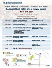 Cotton Day.03.26.20