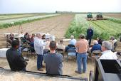Cover crops, equipment for cover crop management, soil function, and cotton market initiatives will be topics discussed at the March 26th public educational field day at Teixeira & Sons LLC, at 11323 Erreca Road in Dos Palos, CA