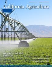California Agriculture journal