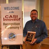 2016 Innovator Award Reciepient Mike Winemiller