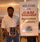 2016 Innovators Award Recipient Ladi Asgill