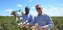 Isaya Kisekka and Dan Munk for Conservation Agriculture Blog