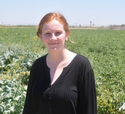 KQED's photo journalist, Lindsey Moore, visits CASI's NRI Project field in Five Points for article on conservation agriculture