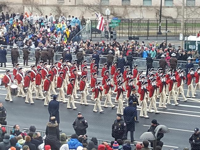 Inauguration Parade 2