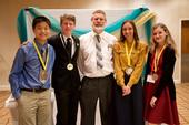 California 4-H Team at the 2019 NJHA Convention