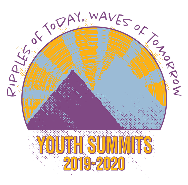 2019 - 2020 Youth Summit theme logo