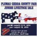 Plumas-Sierra livestock sale flyer