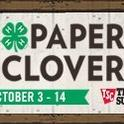 4H paper clover