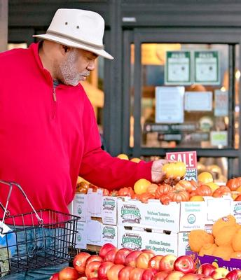 Guidance for healthy eating at all ages