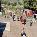 Elkus Ranch serves as an outdoor classroom for Bay Area children.
