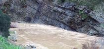 Rising river for Foothill Fodder Blog