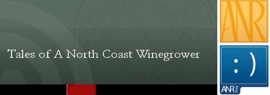 Tales of A North Coast Winegrower