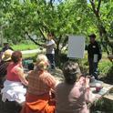 school garden workshops