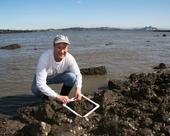 Ted Grosholz, estuarine ecologist at UC Davis. (photo by John Stumbos / UC Davis)