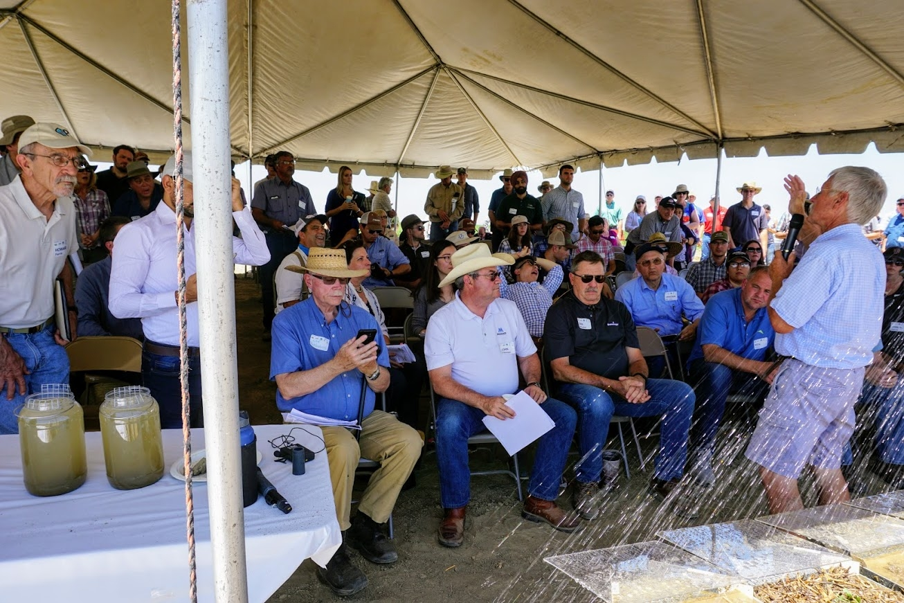 Famed Marshmallow Test Yields Fresh >> Posts Tagged Soil Ucce Plumas Sierra