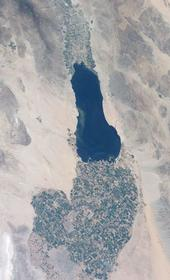 Salton Sea. Photo courtesy of NASA