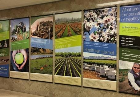 healthy soils banners
