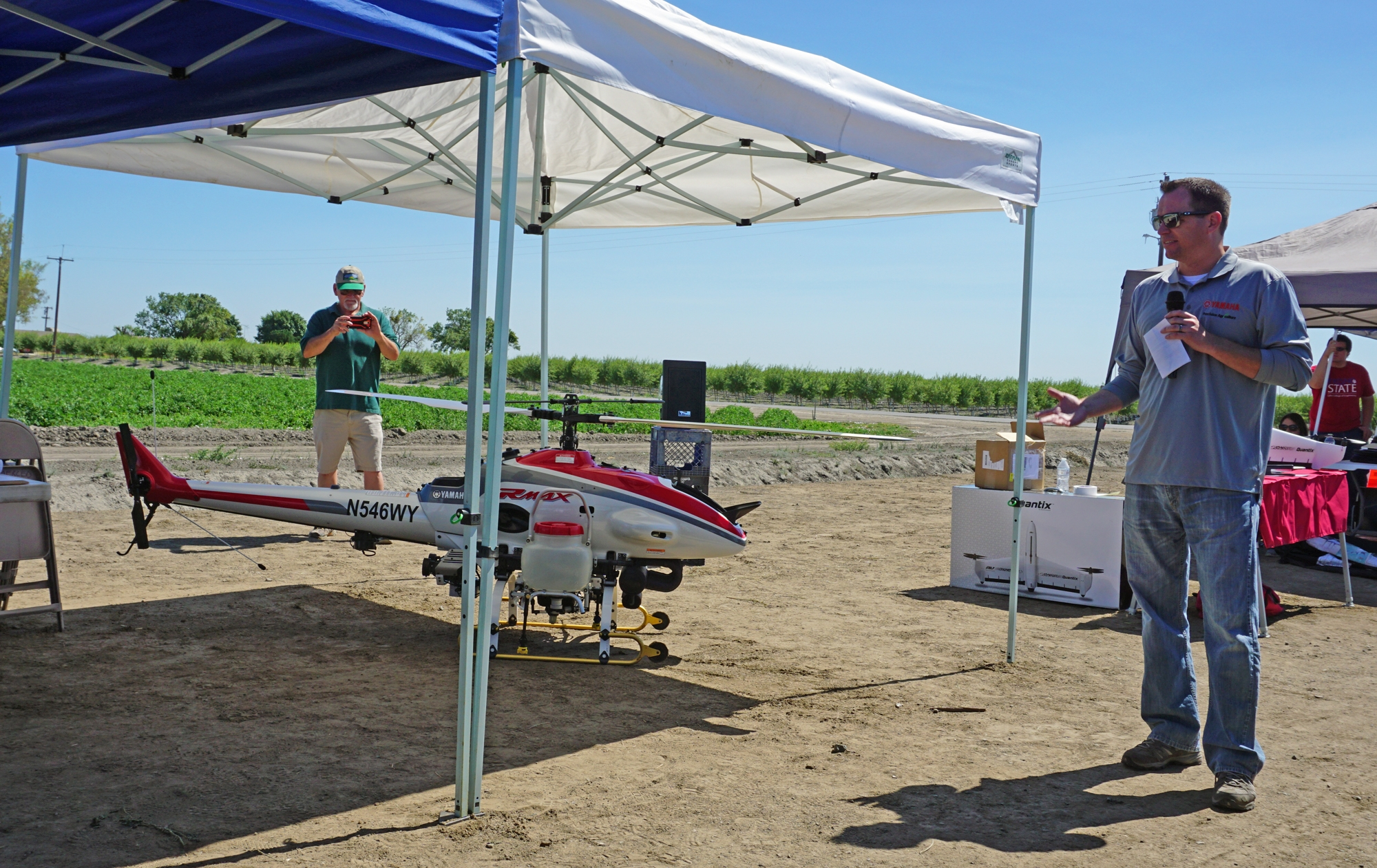 UCCE helps farmers see the potential in agricultural use of