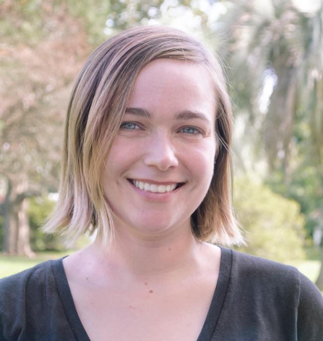 Kate Munden-Dixon protrait