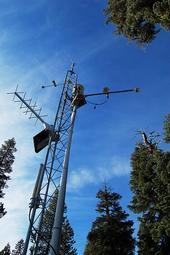 Duncan Peak meteorological station