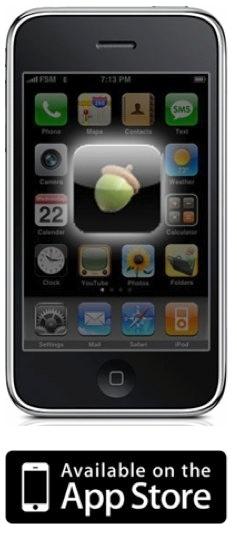 acorn iPhone