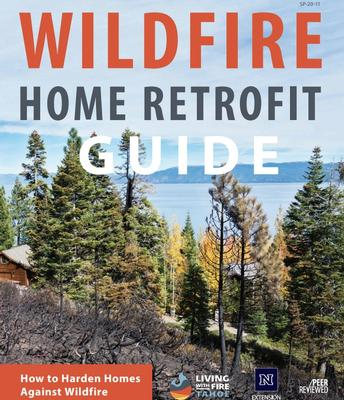 Protecting homes in wildfire-prone communities covered in new publication
