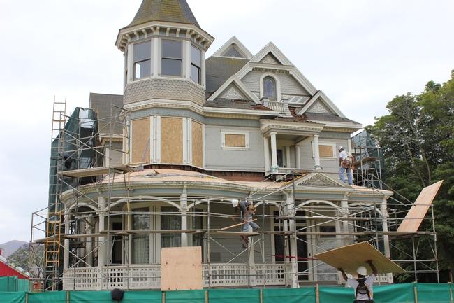 House repairs week2 007