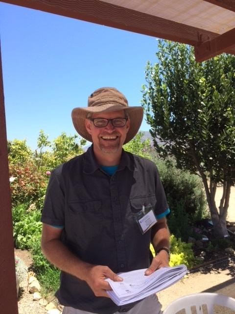 John Fisher, Life Lab Director of Programs at UC Santa Cruz