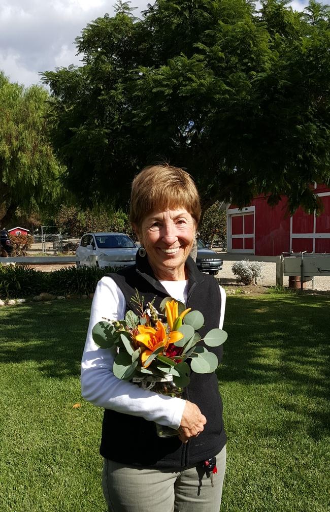 Carole Rowland, 2015 Education Volunteer of the Year