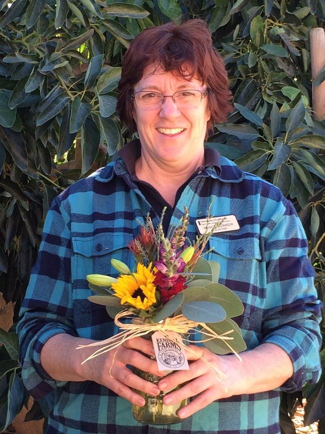 Nancy Bowker, 2015 Garden Volunteer of the Year