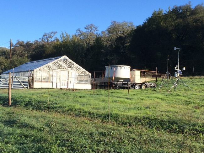 Researchers wanted for Hopland Green House!