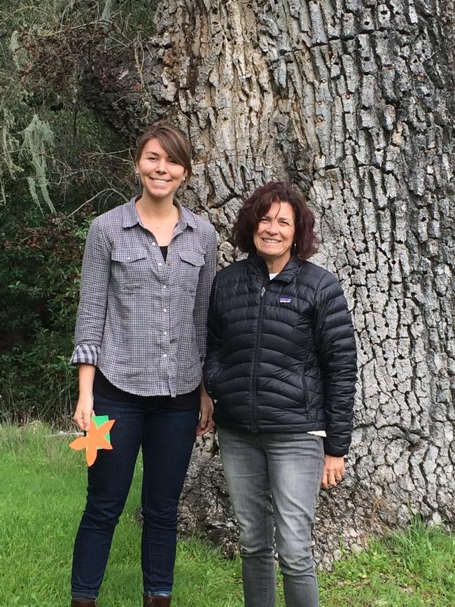 Valerie Grant and Susana Bruzzone-Miller-Hansen REC