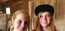 Quinn and Blythe Cammack, Loma Vista 4-H Club for Hansen News Blog