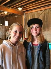 Quinn and Blythe Cammack, Loma Vista 4-H Club