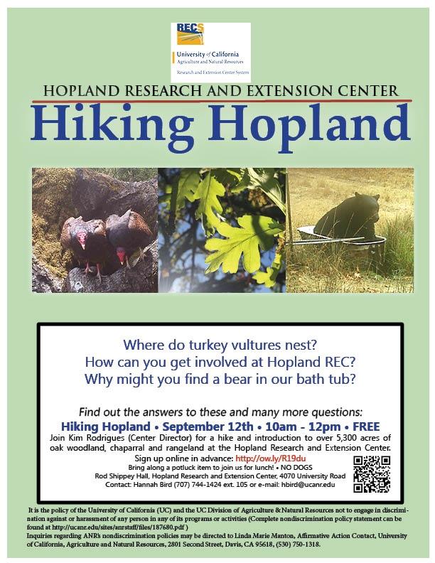 HikingHopland