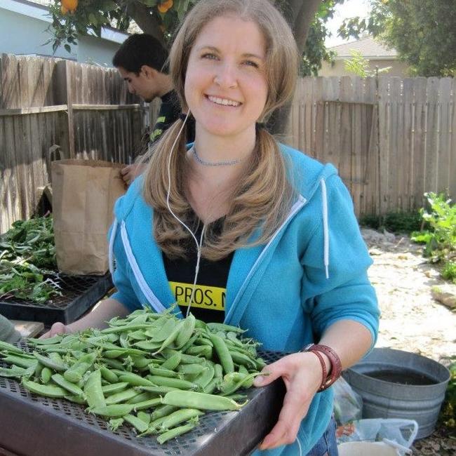 Master Gardener Gretchen