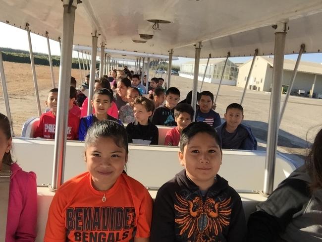 Parlier Elementary 2016 blog