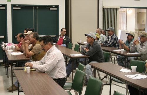 The Hispanic Farmers Conference at KARE.