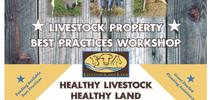 Healthy Livestock Workshop Poster for Livestock & Range News Blog