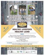 Healthy Livestock Workshop Poster