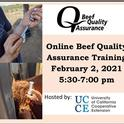 BQA Online annoucement
