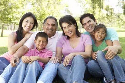 Latino Population in CA