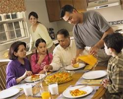 Modern Latina Family
