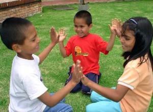 Latino Toddlers