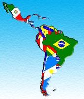 LatinAmericaFlags