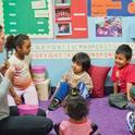 Preschool Latino Kids
